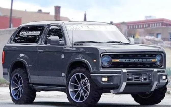 2019 Ford Bronco Price Interior Concept Ford Engine