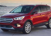 2019 Ford Escape Exterior
