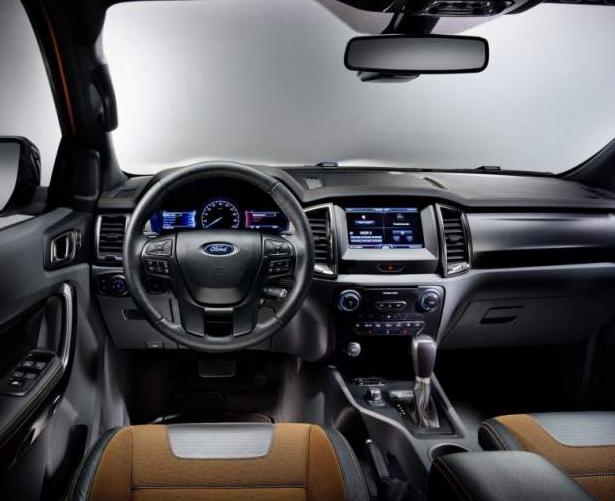 2021 Ford Escape Interior