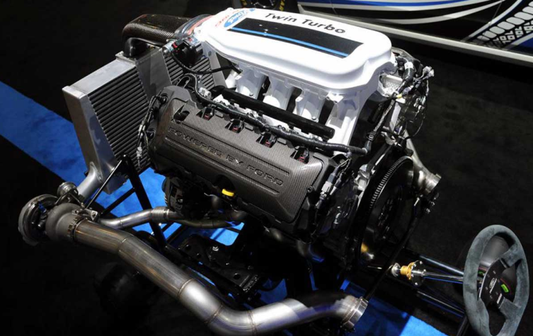 2021 Ford Expedition Engine