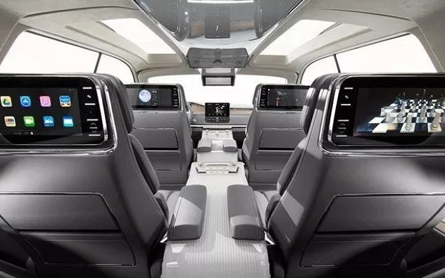 Ford Escape Towing Capacity >> 2019 Ford Expedition Interior – Ford Engine