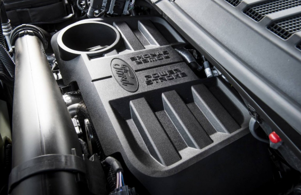 2021 Ford 150 Engine