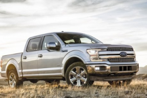 2019 Ford 150 Exterior