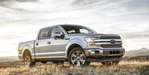 2021 Ford 150 Exterior