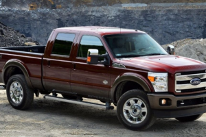 2019 Ford 350 Exterior