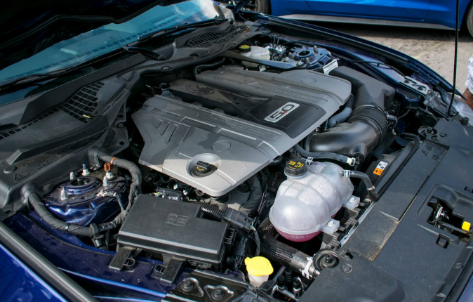 2021 Ford Boss 429 Engine