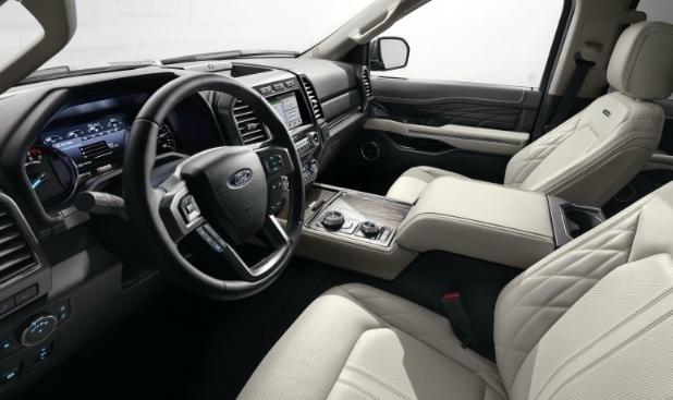2021 Ford Crown Victoria Interior
