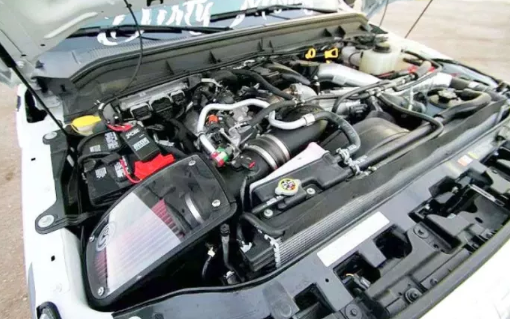 2021 Ford F 350 Engine