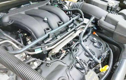 2021 Ford Flex Engine