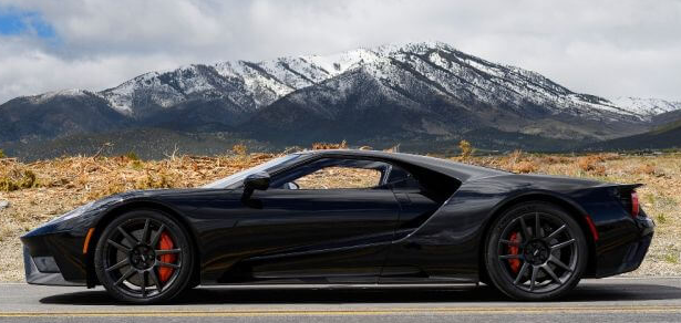 2021 Ford GT Exterior