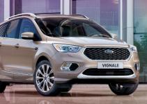 2019 Ford Kuga Exterior