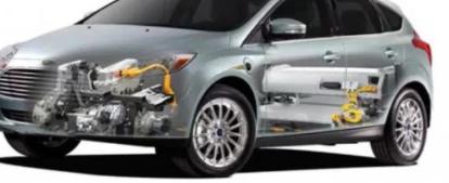 2021 Ford Model E Engine