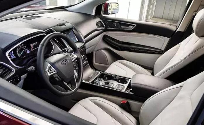 2021 Ford Model E Interior