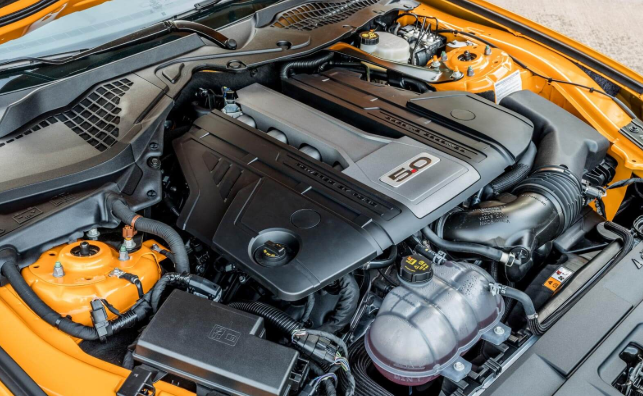 2021 Ford Mustang Boss 429 Engine