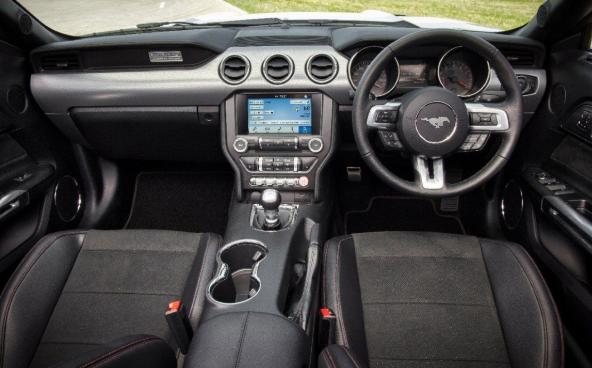 2021 Ford Mustang Boss 429 Interior