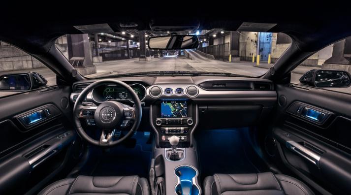 2021 Ford Mustang Bullitt Interior