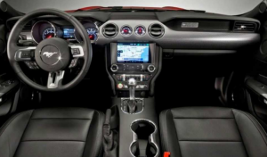 2019 Ford Mustang Gt350 Interior