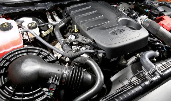 2021 Ford Ranger Diesel Engine
