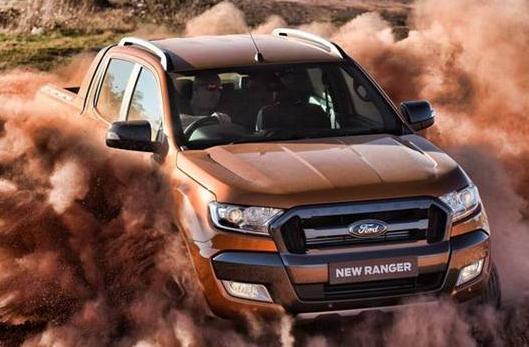 2021 Ford Ranger Diesel Exterior