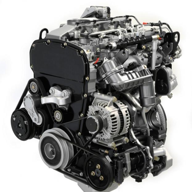 2021 Ranger Ford Engine