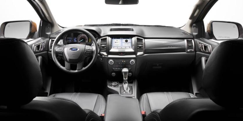 2021 Ranger Ford Interior