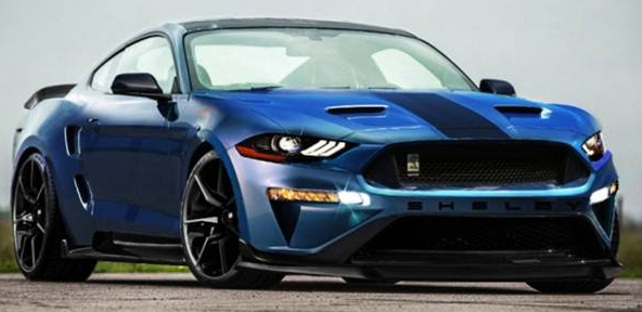 2021 Ford Shelby Exterior