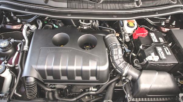 2021 Ford Sports Trac Engine