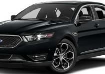 2019 Ford Taurus SHO Exterior