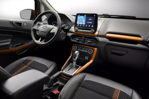2021 Ford Taurus SHO Interior