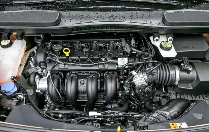 2021 Ford Transit Engine
