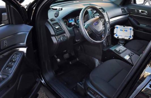 2020 Ford Crown Victoria Interior