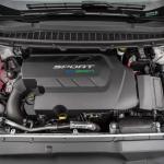 2020 Ford Edge Sport Engine