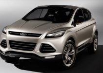 2020 Ford Escape Exterior
