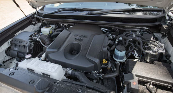 2020 Ford Everest Engine - Ford Engine