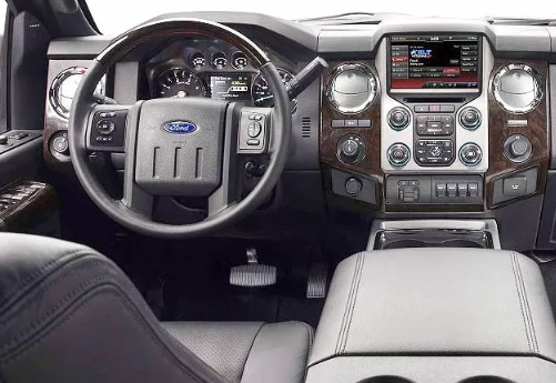 2020 Ford F 350 Interior Ford Engine