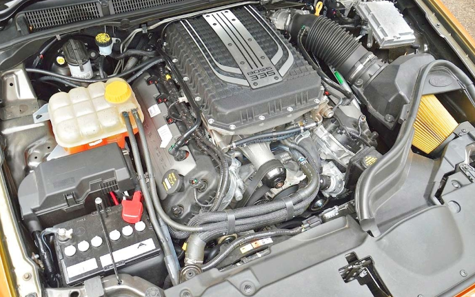 2020 Ford Falcon Engine