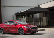 2020 Ford Fusion Exterior
