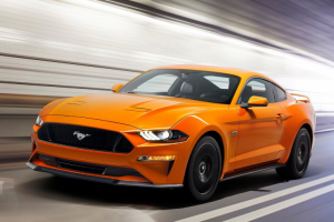 2020 Ford Mustang GT Exterior