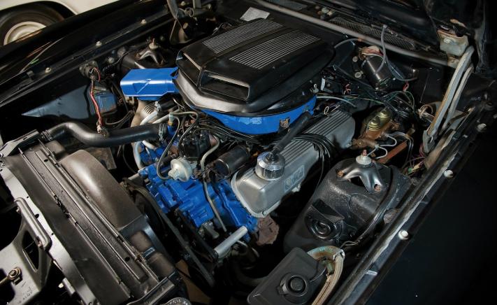 2020 Ford Ranchero Engine