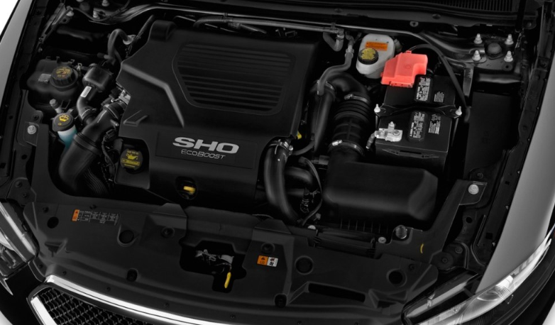 2021 Ford Taurus Engine