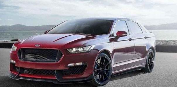2021 Ford Taurus Exterior