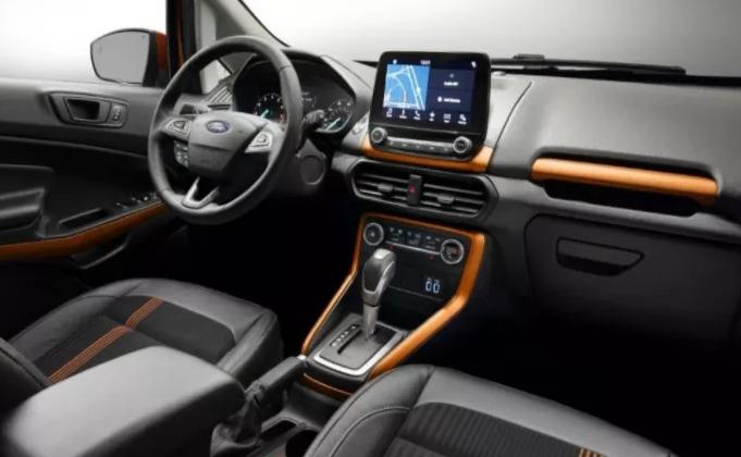 2020 Ford Taurus SHO Interior