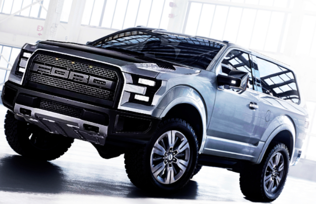 2020 new ford bronco exterior - ford engine