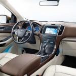 2021 Ford Edge Interior