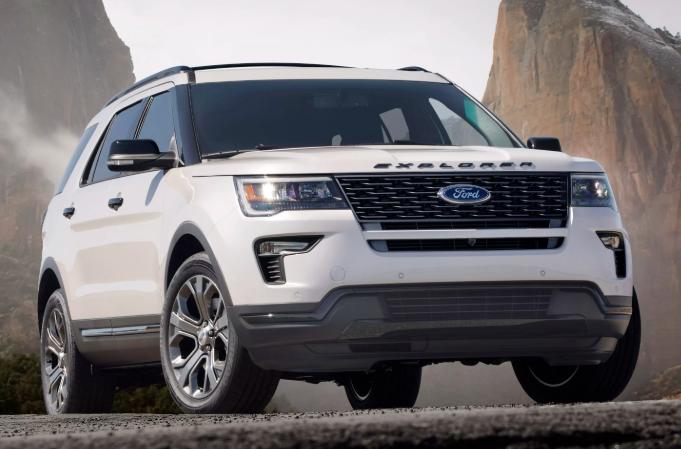 2021 ford explorer exterior – ford engine
