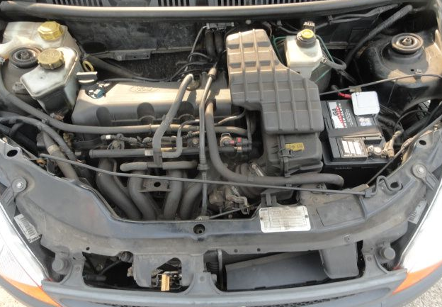 Ford KA 2021 Engine