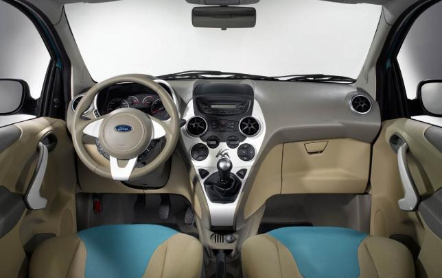 Ford Ka 2020 Interior