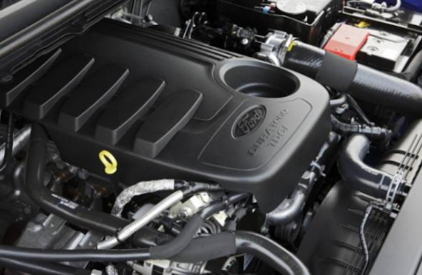 2020 Ford Kuga Engine