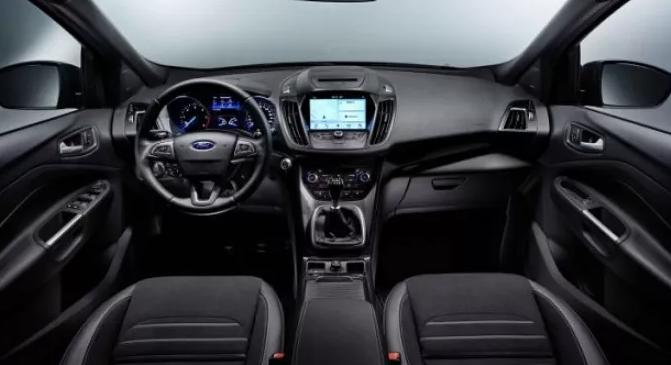 2020 Ford Kuga Interior