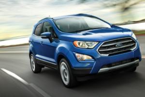 2022 Ford EcoSport Exterior